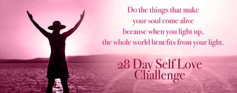 28 Day Self Love Challenge