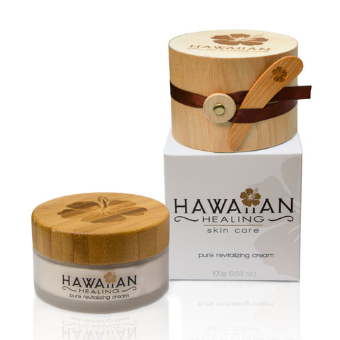 Hawaiian Pure Revitalizing Cream (100g Jar) - Hawaiian Healing