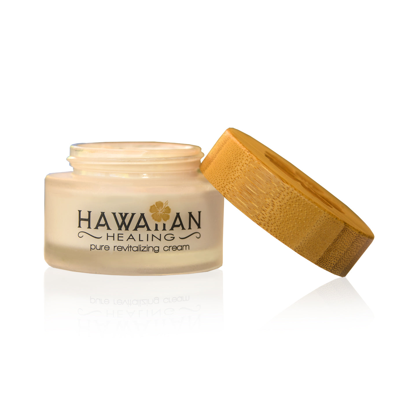 Hawaiian Pure Revitalizing Cream (50g Jar) - Hawaiian Healing