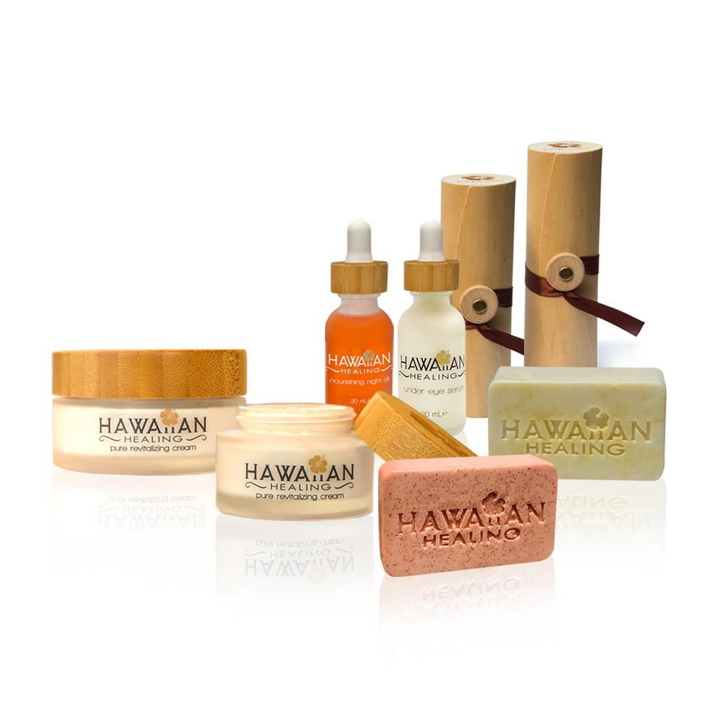 Deluxe Spa Gift Box - Hawaiian Healing