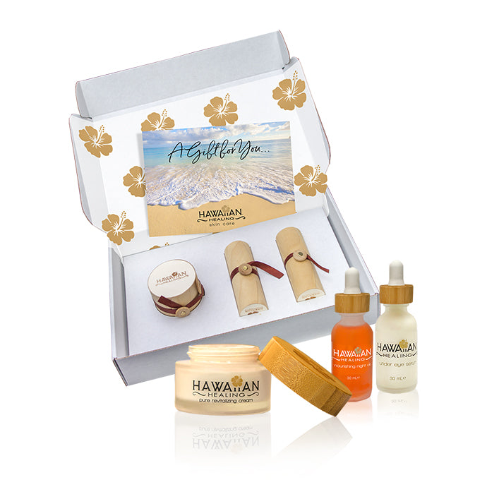 Essentials Spa Gift Box - Hawaiian Healing