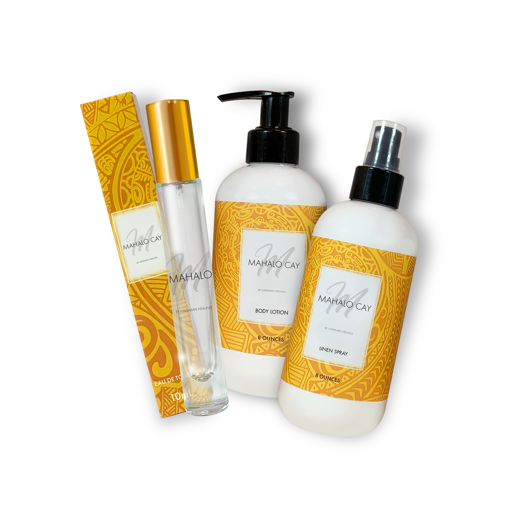 Mahalo Cay Rendezvous Gift Set