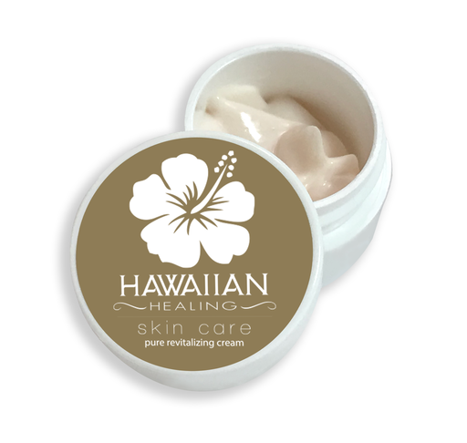 Coconut Pure Revitalizing Cream (50g Jar) - Hawaiian Healing