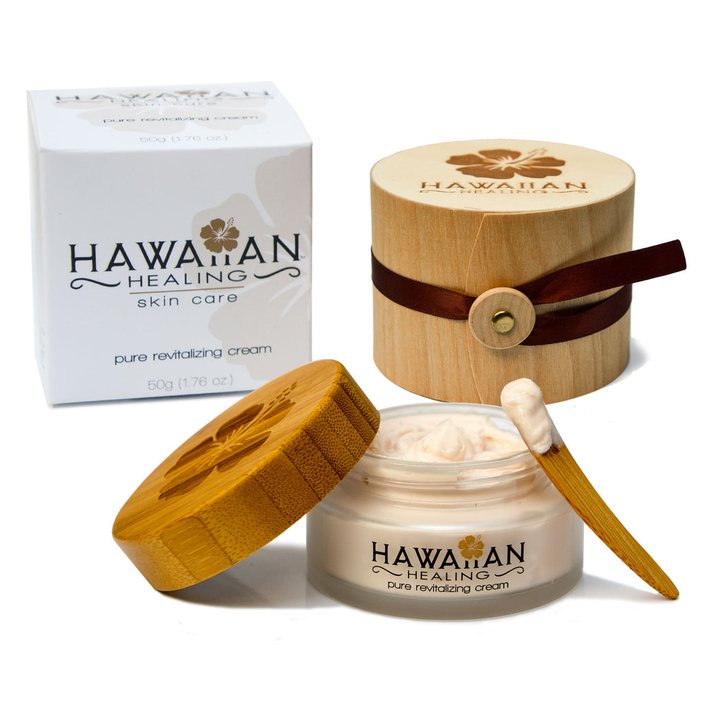 Hawaiian Face & Body Cream (50g)