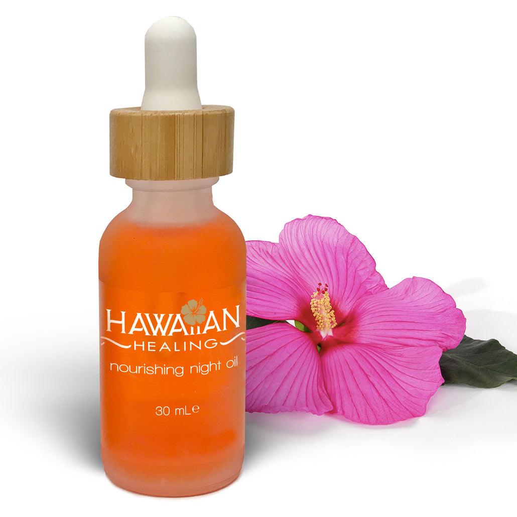 Hawaiian Nourishing Night Oil (30ml)