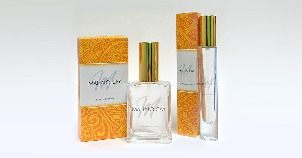 Mahalo Cay Perfume by Hawaiian Healing - 30 ml