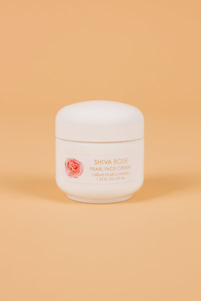 Pearl Rose Face Cream