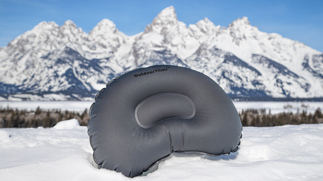 Outdoor Vitals Pillow