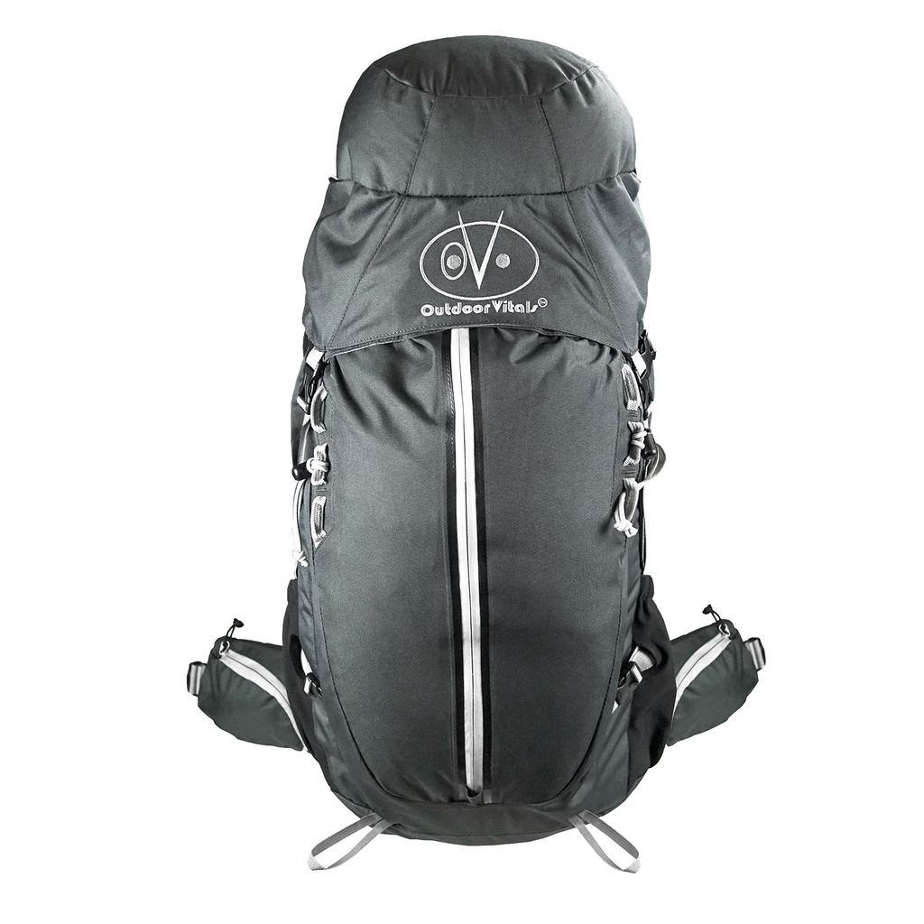 Rhyolite Lightweight Internal Frame Backpack (Available in 45L or 60L) –  OutdoorVitals 2fa5390322e20