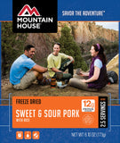 Mountain House Sweet & Sour Pork w/Rice