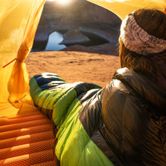 (New 2020 Updates) Atlas Hybrid 0- 15 - 30°F LoftTek™ Hybrid Sleeping Bags
