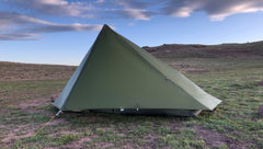 Trekking Pole Tent (Coming Soon)