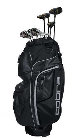 COBRA | F-MAX COMPLETE SET | Men's Steel Shaft | Includes Bag