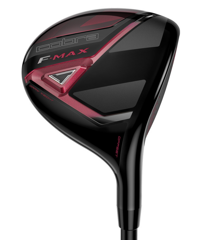 COBRA | F-MAX COMPLETE SET | Ladies Graphite Shaft | Includes Bag