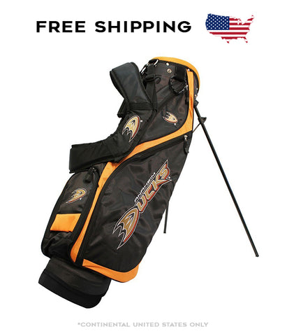 Anaheim Ducks - Nassau Stand Bag - BRAND NEW with Tags!!!