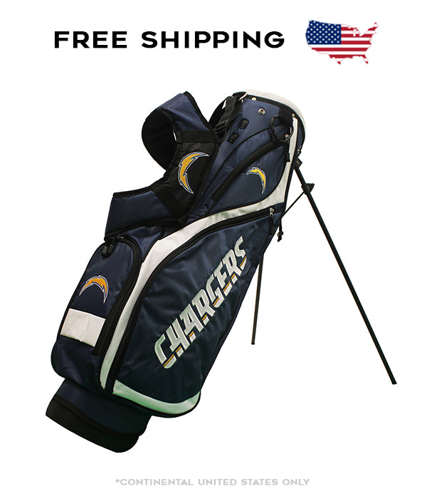 Los Angeles Chargers - Nassau Stand Bag - BRAND NEW with Tags!!!