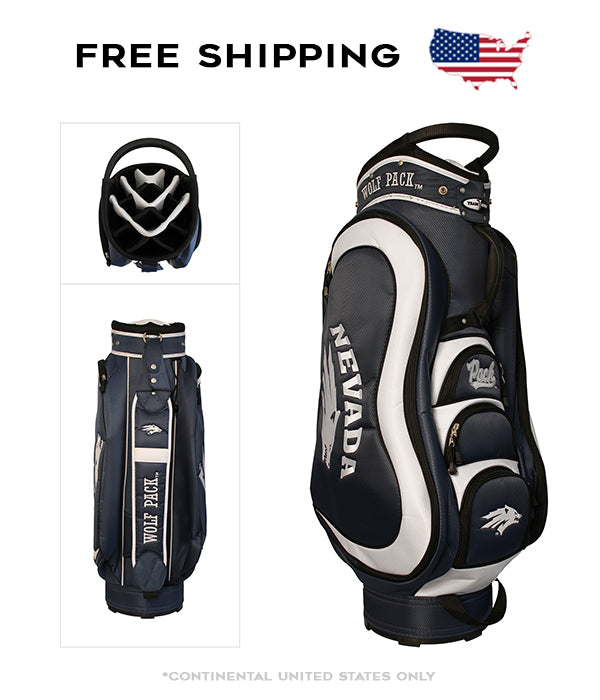 Nevada Wolf Pack - Medalist Cart Bag - BRAND NEW with Tags!!!