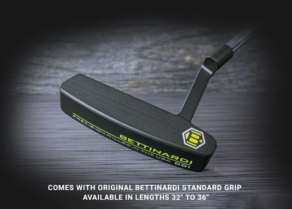 2019 BB1 Putter from Bettinardi with Head Cover (Brand New - Factory Sealed)