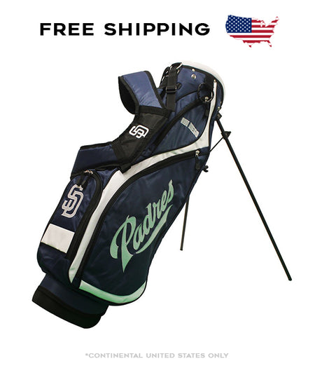 San Diego Padres - Nassau Stand Bag - BRAND NEW with Tags!!!