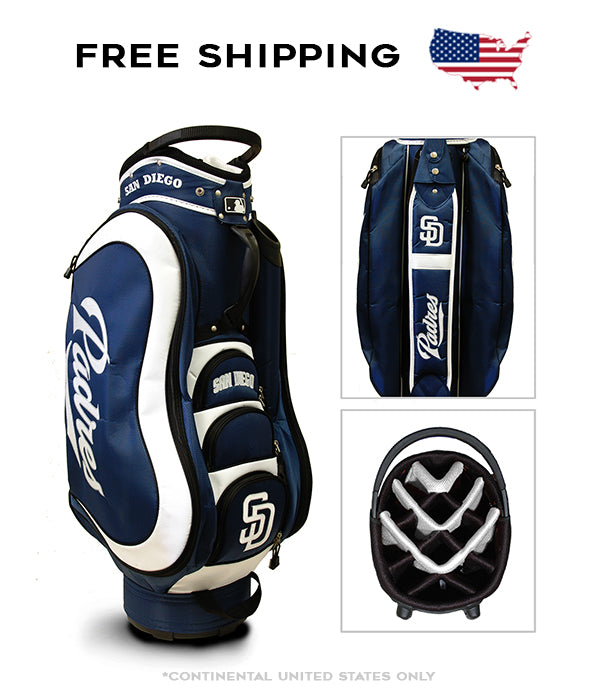 San Diego Padres - Medalist Cart Bag - BRAND NEW with Tags!!!
