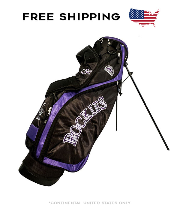 Colorado Rockies - Nassau Stand Bag - BRAND NEW with Tags!!!