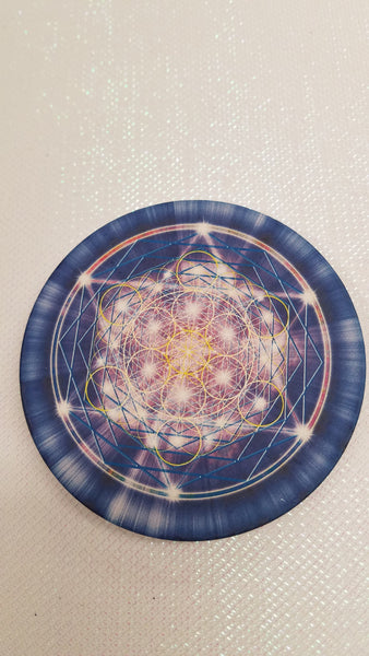 Planetary Grid Coaster - BACKORDERED * shipping March 6th
