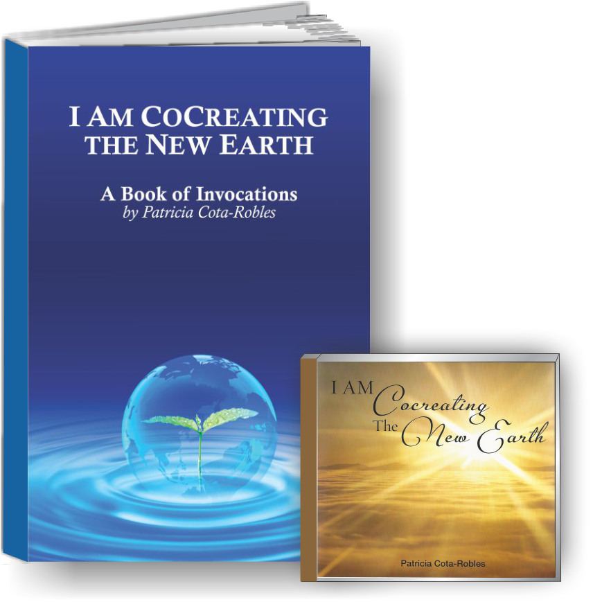 I AM Cocreating the New Earth Book + 3 CD SET