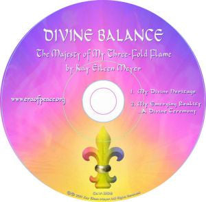 Divine Balance CD by Kay Eileen Meyer