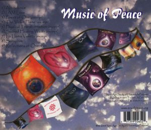 Music of Peace - CD