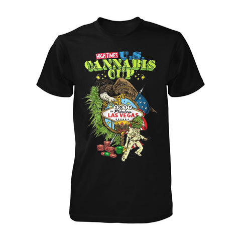 Cannabis Cup Las Vegas Event Tee
