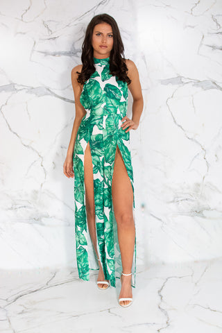 NEW Palm Breeze Pantsuit