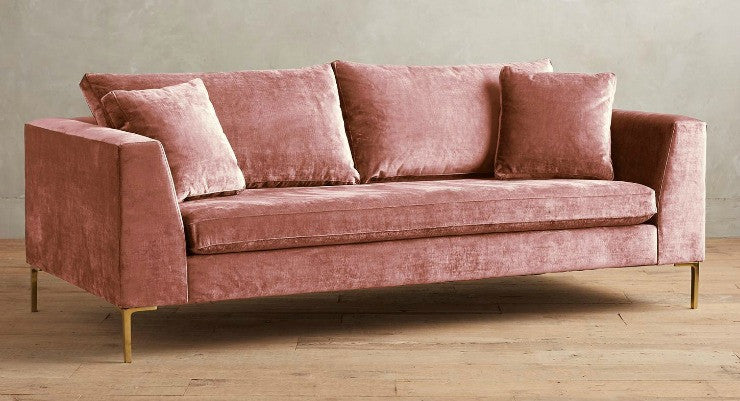 Hi/Low Comparison: Anthropologie's Edlyn Sofa vs West Elm's Marco Sofa