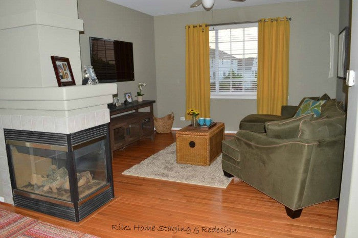 Sanderlin Living & Dining Rm Redesign Project
