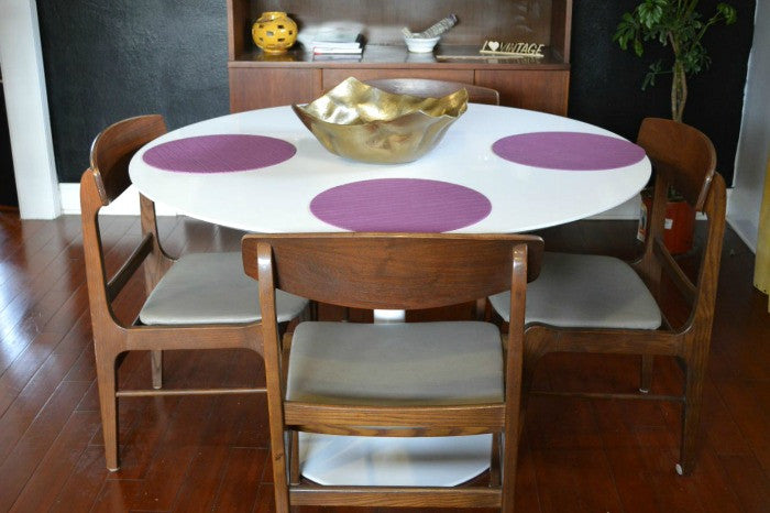 My Search For The Perfect Saarinen Style Dining Table On A Budget - Room and board saarinen table
