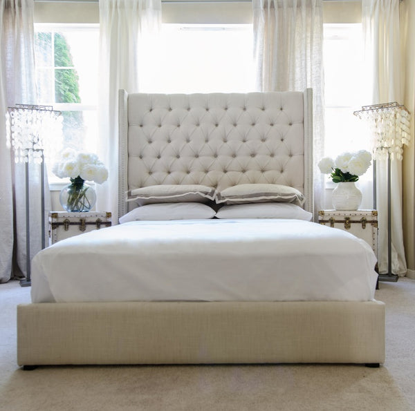 Upholstered Platform Bed by Elements Fine Home Furnishings - Wayfair.com