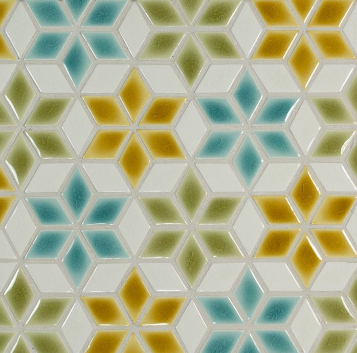 2in diamond tile - pratt and larson on astral riles blog
