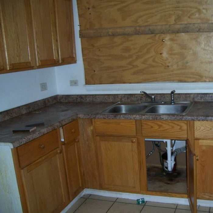 Before - kitchen 2 on astralriles.com