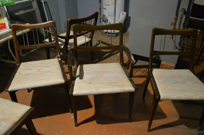 Before - mcm chairs