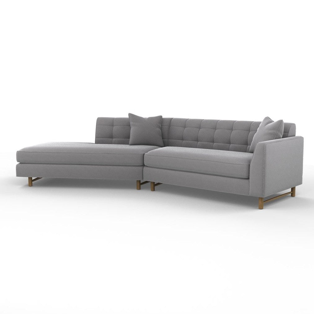 EDWARD RIGHT ARM ANGLED SECTIONAL SOFA on astralriles.com