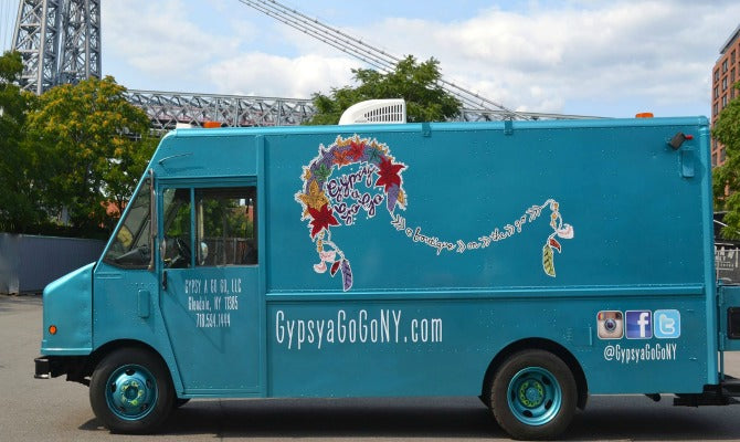 Gypsy A GoGo NY on findafashiontruck.com