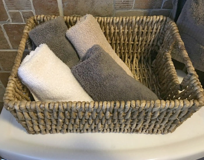Inexpensive Bathroom Update For Under 125 on astral riles blog 10