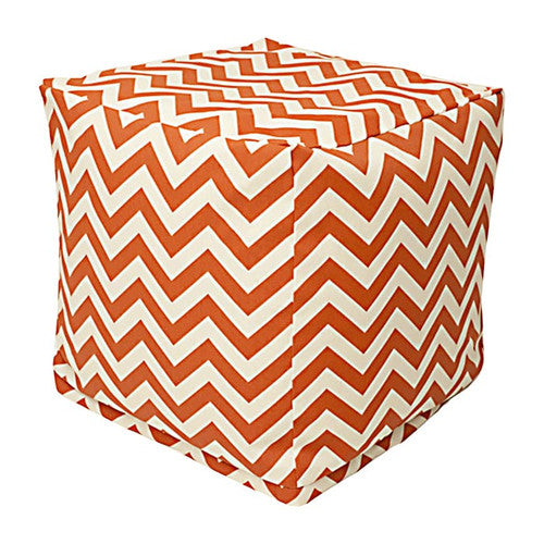 Majestic Home Products Zig Zag Cube Ottoman - $54 WAYFAIR.COM
