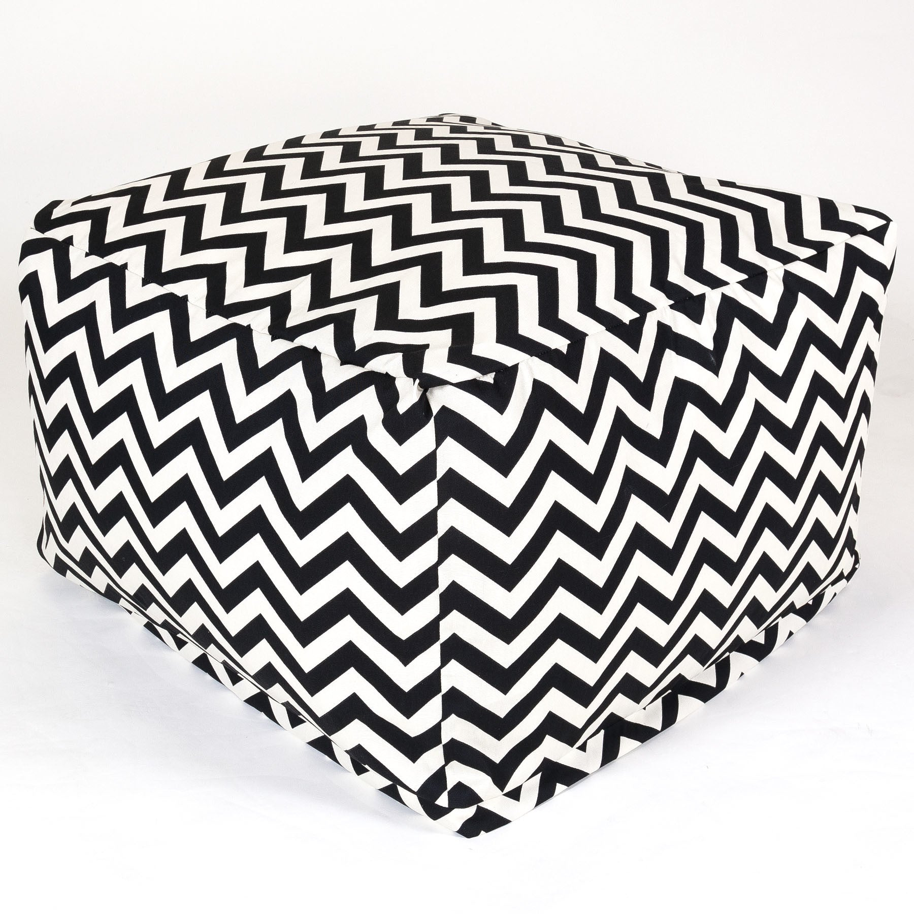 Majestic Home Products Zig Zag Ottoman - $95 at WAYFAIR .COM