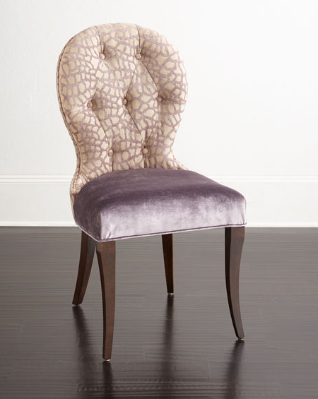 Makena Dining Chair - horchow - on Astral Riles blog