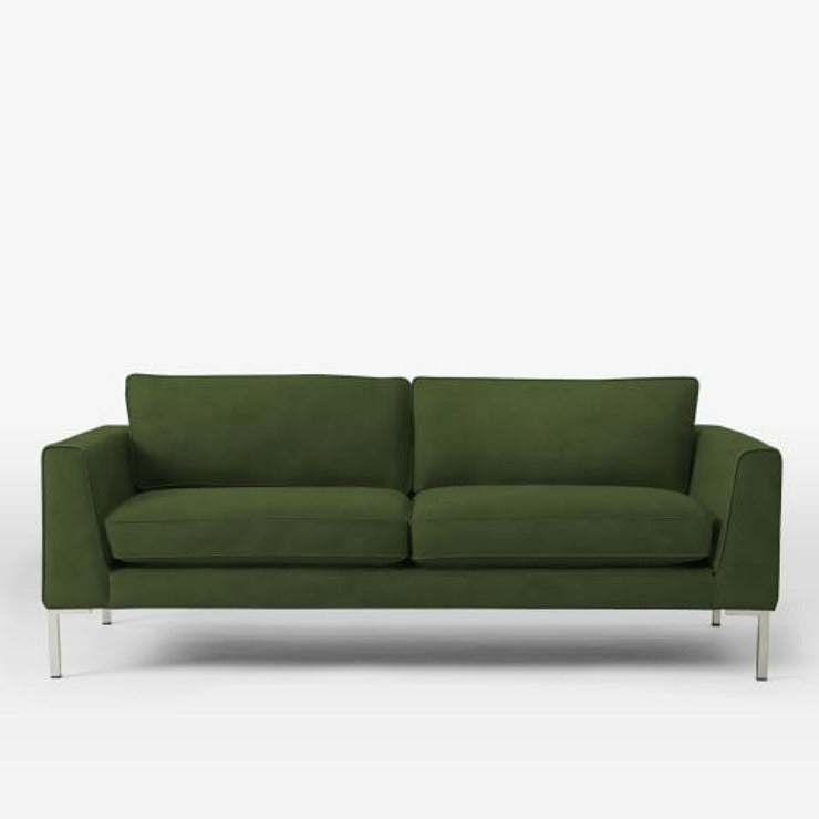 Marco Sofa at west elm on astral riles blog