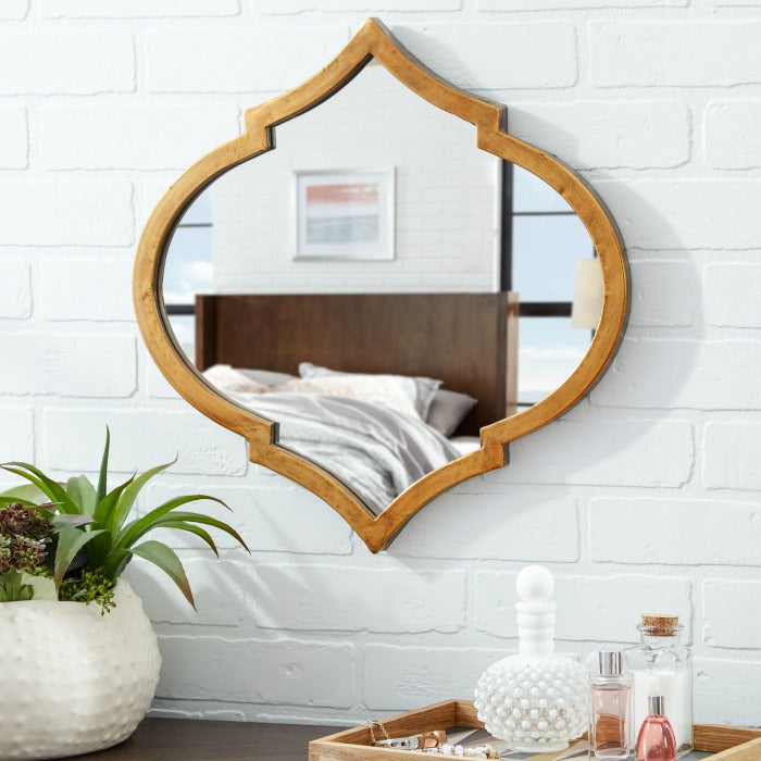 Mercury Row Ogee Mirror_89 - Wayfair on astral riles