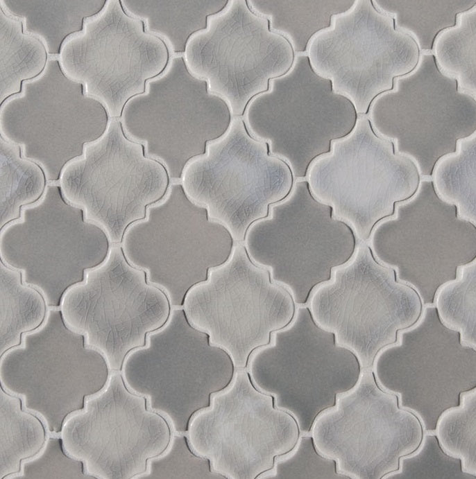 Pratt and Larson Tile Small Arabesque C57 W92 on astral riles blog