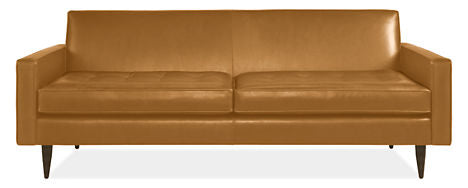 Reese sofa in leather on astralriles.com
