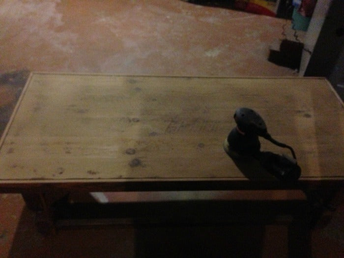 b5 coffee table