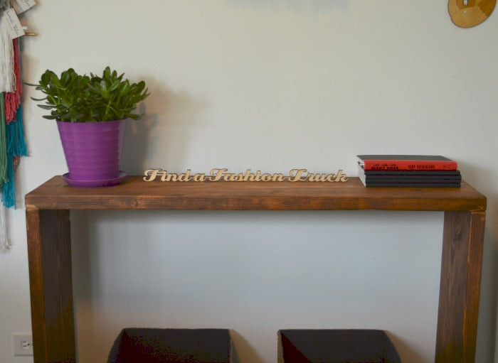 console table 4 - craft room redesign on astral riles